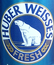Huber Weisses Fresh (Etikettdetail)