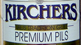 Kirchers Premium Pils (Etikettdetail)