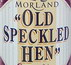 Morland Old Speckled Hen (Logo)