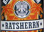 Ratsherrn Backyard Beach Summer Ale (Etikettdetail)