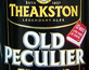Theakston Old Peculier (Etikettdetail)