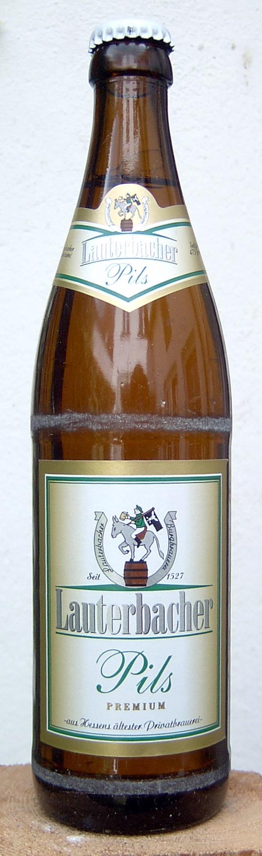 Lauterbacher Bier