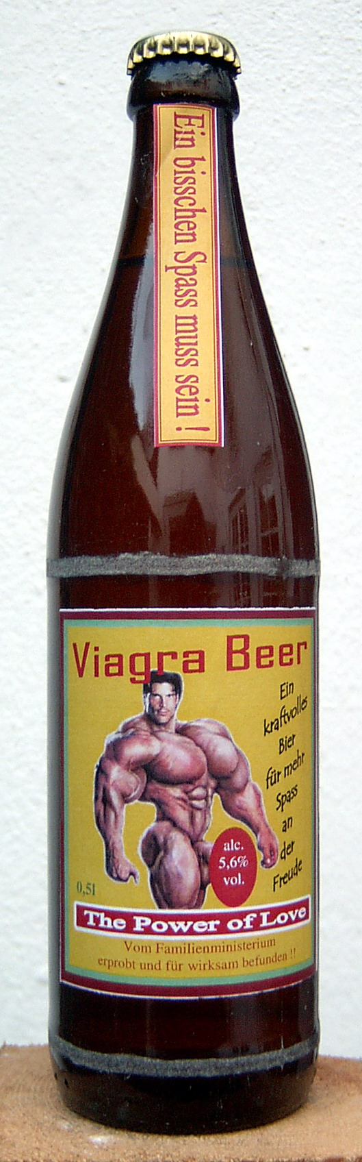 Viagra and beer