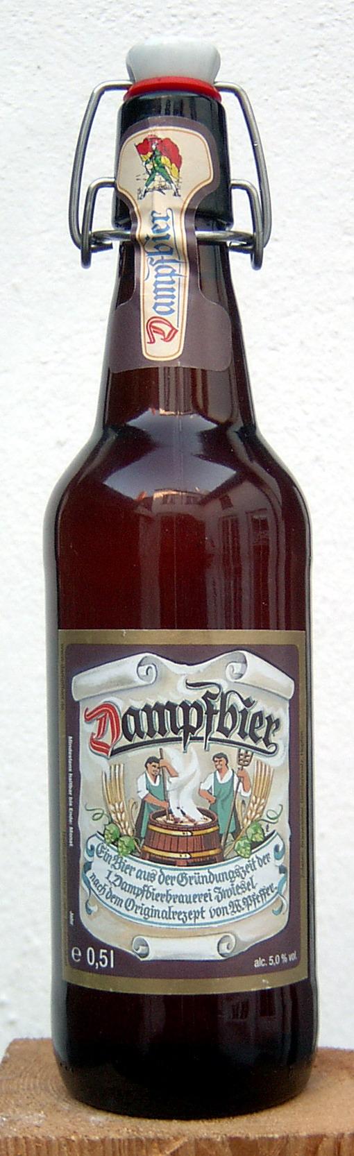 Bierverkostung.de - Zwiesel Dampfbier