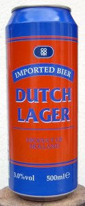 Co-op Dutch Lager