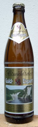 Altmühltaler Gold-Export