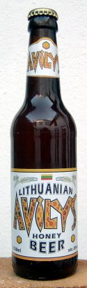 Avilys Lithuanian Honey Beer