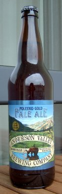 Anderson Valley Poleeko Gold Pale Ale