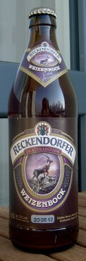 Recken Weizenbock