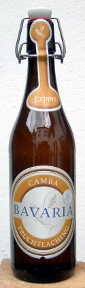 Camba Bavaria Trucht'linger Export