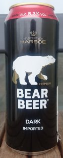 Harboe Bear Beer Dark