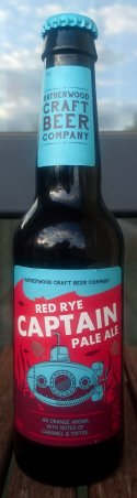 Hatherwood Red Rye Captain Pale Ale