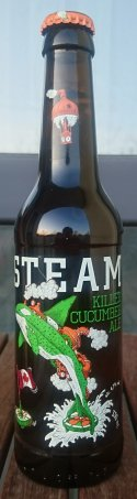 Steamworks Killer Cucumber Ale