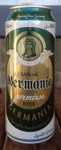 Germania Premium Beer