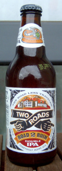 Two Roads Road 2 Ruin Double IPA