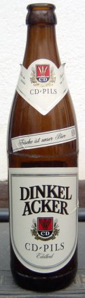Dinkelacker CD-Pils