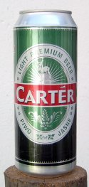 Cartér Light Premium Beer