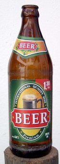 BOSS Beer (International Export)