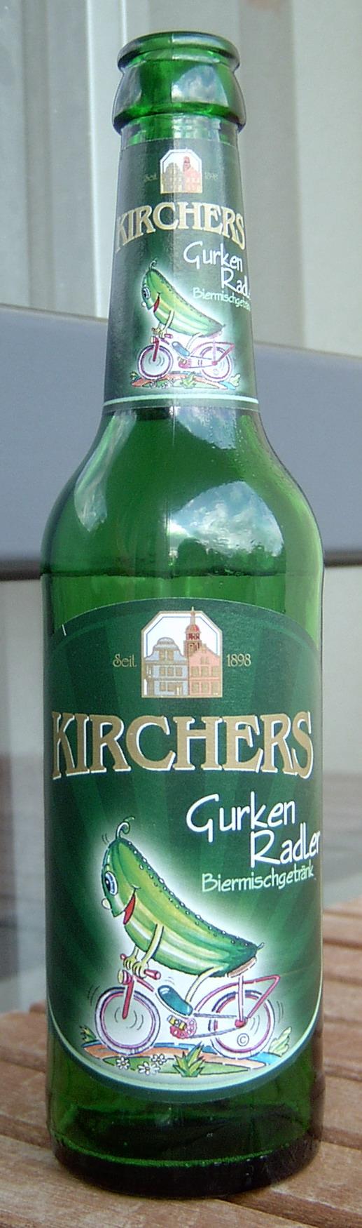 kirchers gurkenradler kaufen