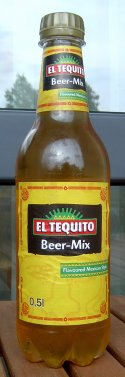 El Tequito Beer-Mix