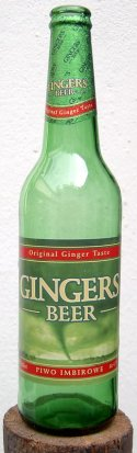 Gingers Beer Original